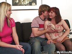 یک فیلم سکسی موبوگرام زن و شوهر از زنان دارای عیاشی هستند