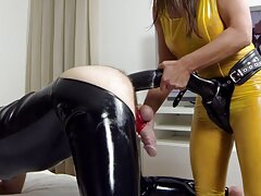 دیک مکیده و یک دوز روزانه از دانلود کانال تلگرام فیلم سکس این اسپرم گرفته شده است