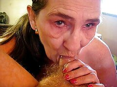 سیاه یک بلوند را لعنتی کرد و صورتش را تمام گيف هاي سكسي تلگرام کرد